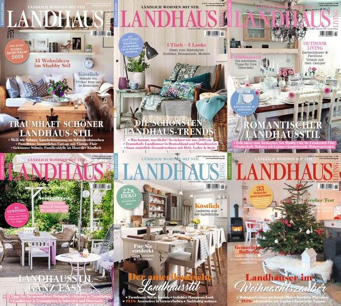 Landhaus Living - Full Year 2019 Collection / AvaxHome