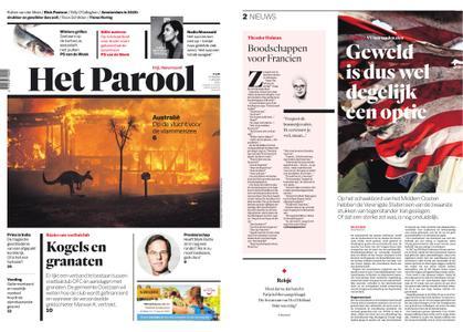 Het Parool – 04 januari 2020