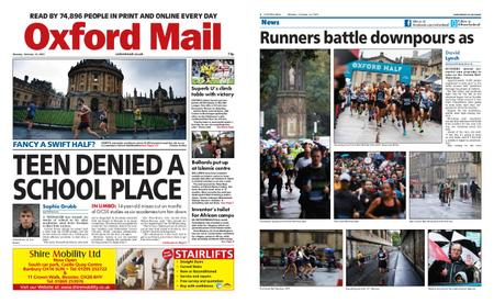 Oxford Mail – October 14, 2019