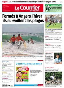 Le Courrier de l'Ouest Angers – 14 août 2019