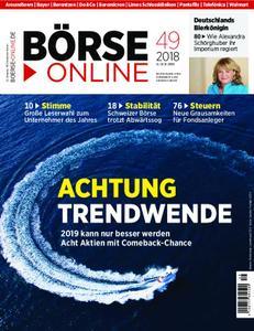 Börse Online – 06. Dezember 2018