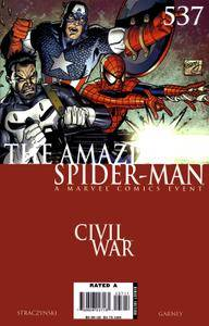Amazing Spider-Man 537