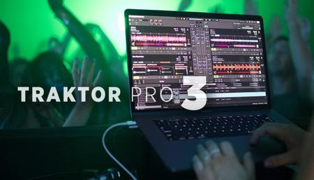 Native Instruments Traktor Pro 3.1.0.27 macOS