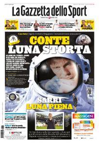 La Gazzetta dello Sport Roma – 20 luglio 2019