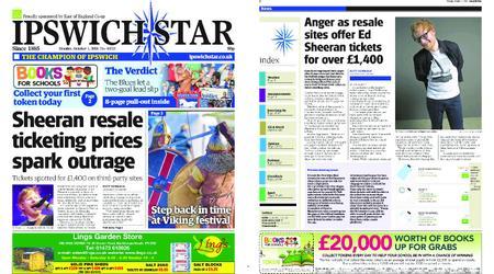 Ipswich Star – October 01, 2018