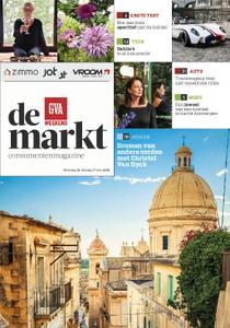 Gazet van Antwerpen De Markt – 16 mei 2020