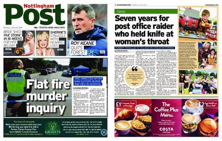 Nottingham Post – June 24, 2019