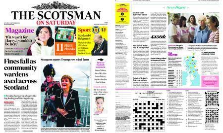 The Scotsman – September 08, 2018