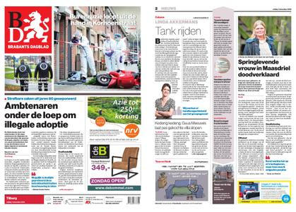 Brabants Dagblad - Tilburg – 07 december 2018