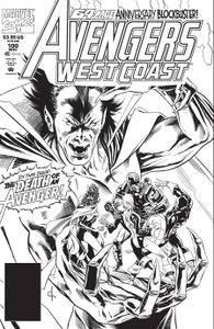 Avengers West Coast 100 1993 Digital AnHeroGold-Empire