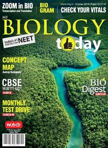 Biology Today - October 2019
