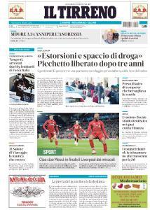 Il Tirreno Livorno - 8 Maggio 2019