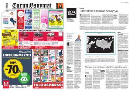 Turun Sanomat – 22.07.2019