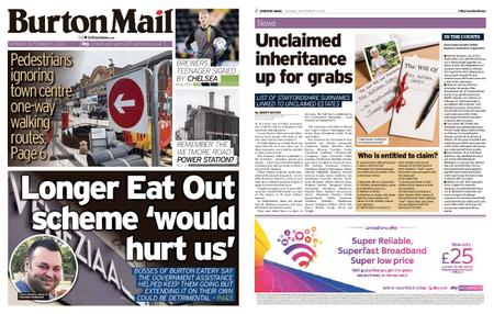 Burton Mail – September 07, 2020