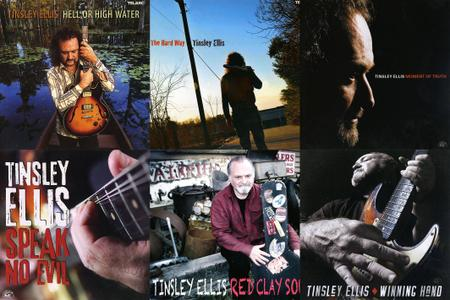 Tinsley Ellis - Albums Collection 2002-2018 (6CD) [Combined Re-Up]
