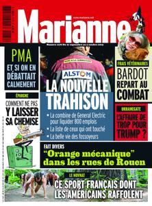 Marianne - 27 septembre 2019