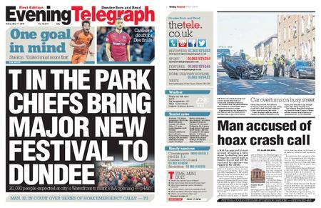 Evening Telegraph First Edition – May 11, 2018