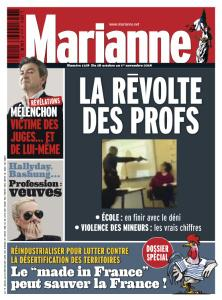 Marianne - 26 Octobre 2018