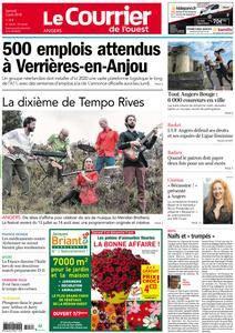 Le Courrier de l'Ouest Angers - 02 juin 2018