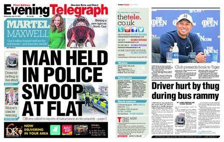 Evening Telegraph First Edition – July 18, 2018
