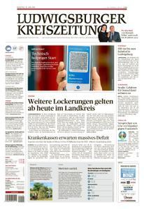 Ludwigsburger Kreiszeitung LKZ - 15 Juni 2021
