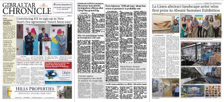Gibraltar Chronicle – 16 July 2021