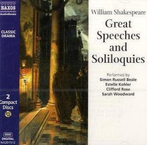 Great Speeches and Soliloquies (Classic Literature with Classical Music) (Audiobook)