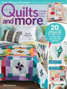 Quilts and More - April 2018