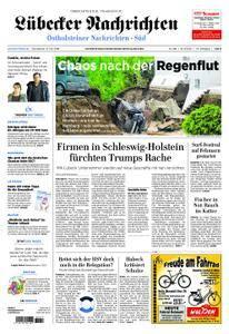 Lübecker Nachrichten Ostholstein Süd - 12. Mai 2018