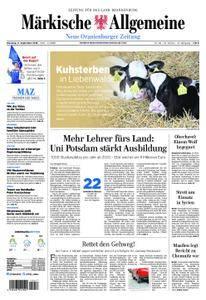 Neue Oranienburger Zeitung - 11. September 2018