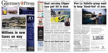 The Guernsey Press – 26 November 2019