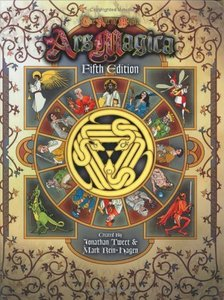 Ars Magica, Fifth Edition
