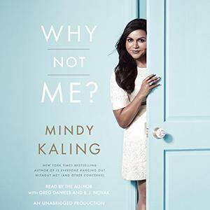 Why Not Me? [Audiobook]