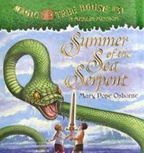 Summer of the Sea Serpent (Magic Tree House, No. 31)
