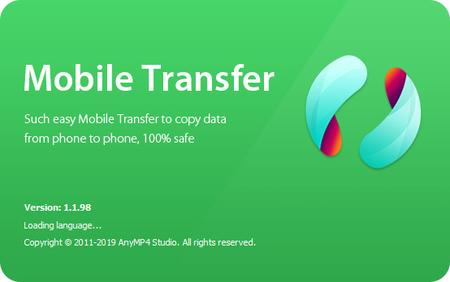 AnyMP4 Mobile Transfer 1.1.98 Multilingual