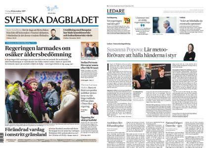 Svenska Dagbladet – 19 december 2017