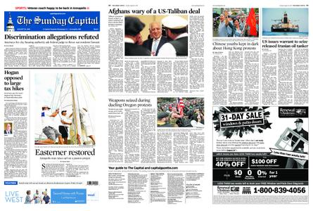 The Capital – August 18, 2019