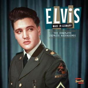 Elvis Presley - Made in Germany (The Complete Private Recordings) (4CD, 2019)