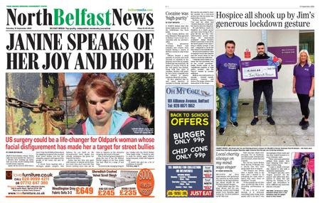 North Belfast News – September 12, 2020