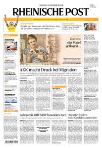 Rheinische Post – 10. Dezember 2018