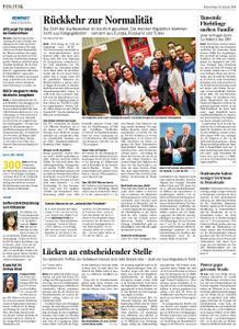 Peiner Nachrichten - 24. Januar 2019