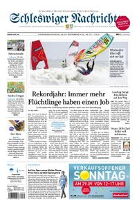 Schleswiger Nachrichten - 28. September 2019