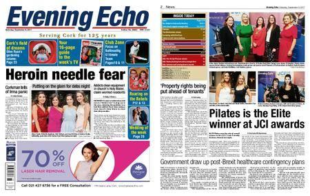 Evening Echo – September 09, 2017