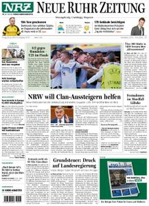 NRZ Neue Ruhr Zeitung Essen-Postausgabe - 28. Juni 2019