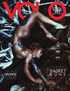 VOLO Magazine N.62 - Grunge - December 2018