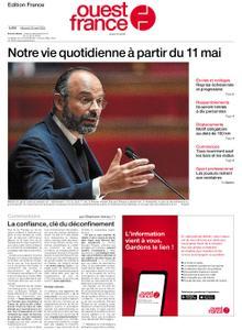 Ouest-France Édition France – 29 avril 2020
