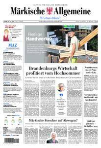 Märkische Allgemeine Westhavelländer - 20. Juli 2018