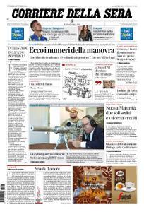Corriere della Sera – 05 ottobre 2018