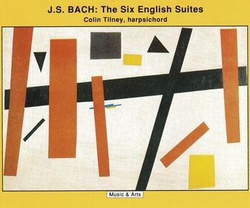 Colin Tilneys - J.S. Bach: The Six English Suites (1993)