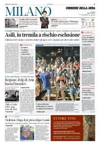 Corriere della Sera Milano – 11 luglio 2020